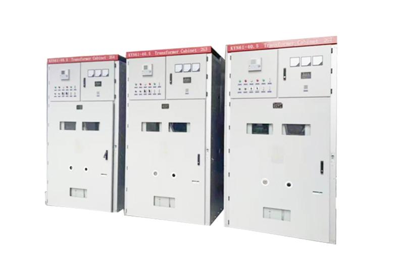 铠装式金属封闭高压开关柜KYN61A-40.5Z